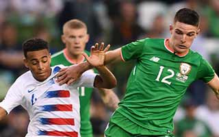 Republic of Ireland vs United States