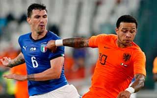 Italy vs Netherlands