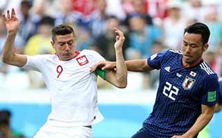 Japan vs Poland