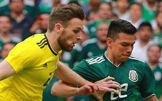 Mexico vs Scotland
