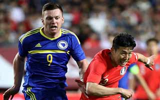 South Korea vs Bosnia-Herzegovina