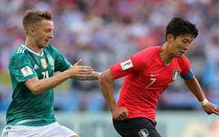 South Korea vs Germany