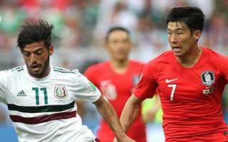 South Korea vs Mexico