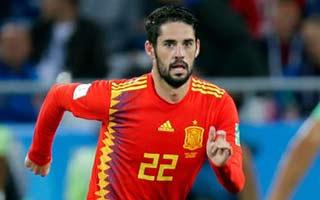 Spain vs Morocco