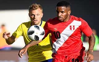 Sweden vs Peru