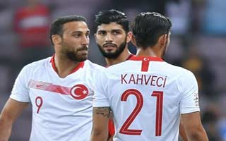 Tunisia vs Turkey
