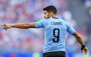 Uruguay vs Russia