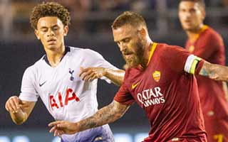 AS Roma vs Tottenham Hotspur
