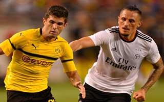 Borussia Dortmund vs Benfica