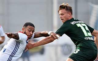 Lyon vs Wolfsburg