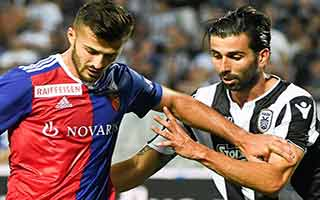 PAOK Thessaloniki vs Basel