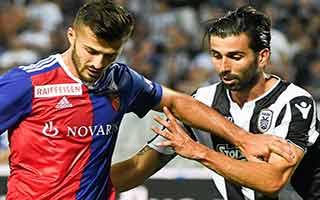 PAOK Thessaloniki vs Basel