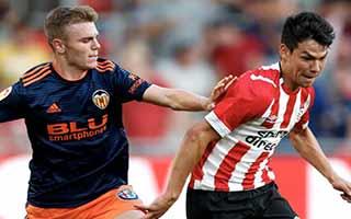 PSV Eindhoven vs Valencia