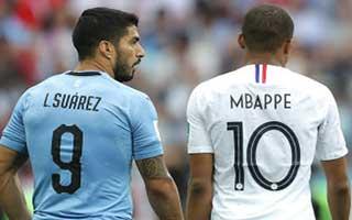 Uruguay vs France