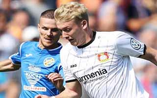 1. CfR Pforzheim vs Bayer Leverkusen