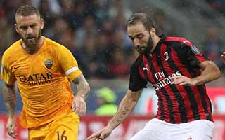 AC Milan vs AS Roma