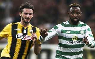 AEK Athens vs Celtic