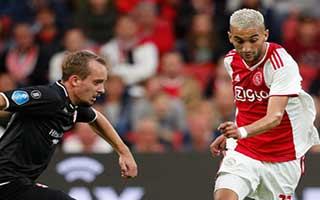 Ajax vs FC Emmen