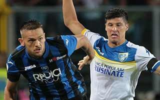 Atalanta vs Frosinone