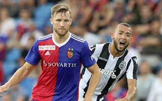 Basel vs PAOK Thessaloniki