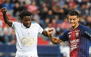 Caen vs Nice