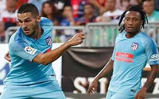 Cagliari vs Atletico Madrid
