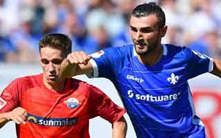 Darmstadt vs Paderborn