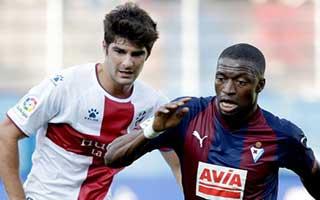 Eibar vs Huesca