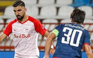 FK Crvena Zvezda vs Salzburg