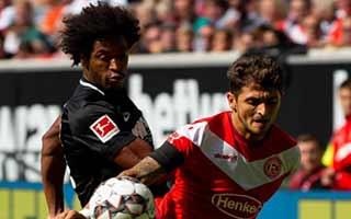 Fortuna Dusseldorf vs Augsburg