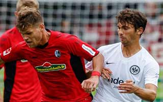 Freiburg vs Eintracht Frankfurt
