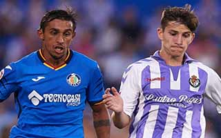 Getafe vs Valladolid