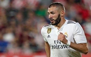 Girona vs Real Madrid