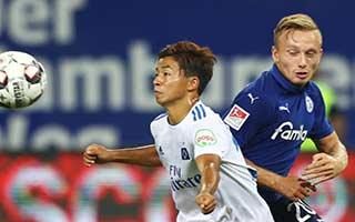Hamburger SV vs Holstein Kiel