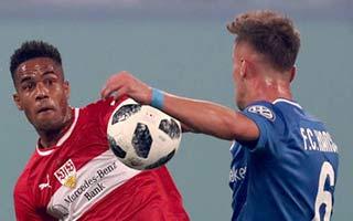Hansa Rostock vs Stuttgart