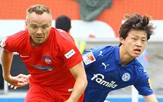 Holstein Kiel vs Heidenheim