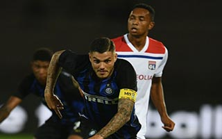 Inter vs Lyon