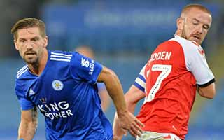 Leicester City vs Fleetwood Town