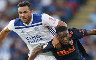 Leicester City vs Valencia