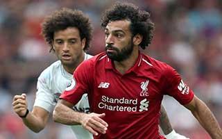 Liverpool vs West Ham United