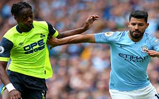 Manchester City vs Huddersfield Town