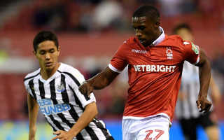 Nottingham Forest vs Newcastle United