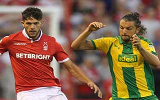 Nottingham Forest vs West Bromwich Albion