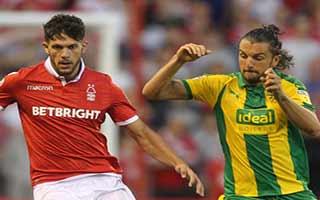 Nottingham Forest vs West Bromwich Albion