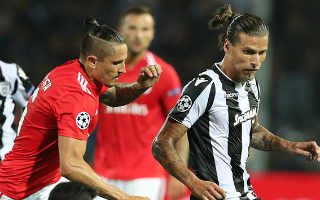 PAOK Thessaloniki vs Benfica