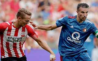 PSV Eindhoven vs Feyenoord