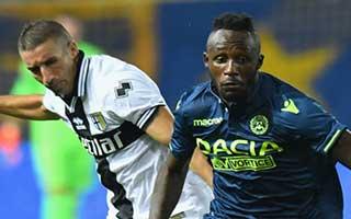 Parma vs Udinese