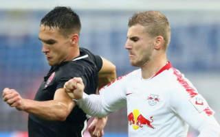 RasenBallsport Leipzig vs Zorya