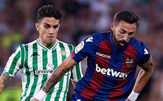 Real Betis vs Levante