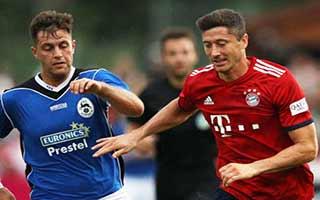 Rottach vs Bayern Munich